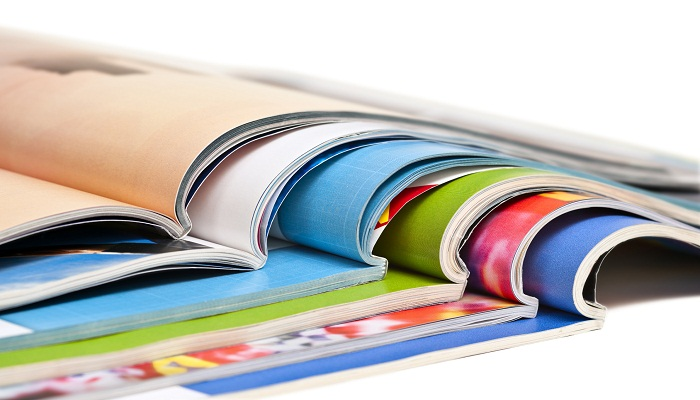 Color magazines