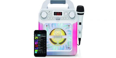 karaoke machine for kids