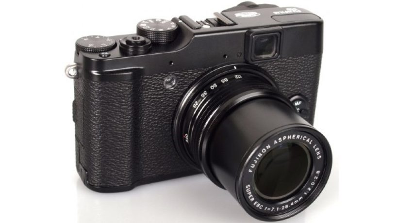 Fujifilm X10 camera evaluated