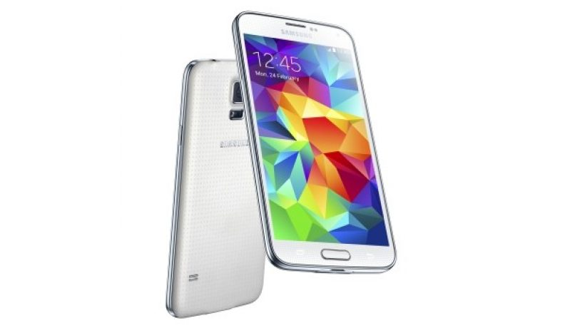 We evaluated the Samsung Galaxy S5