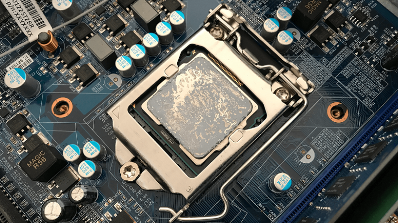 How often to change thermal paste