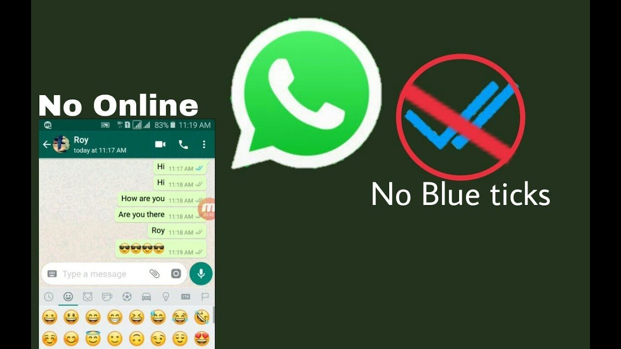 how to read whatsapp messages without blue tick