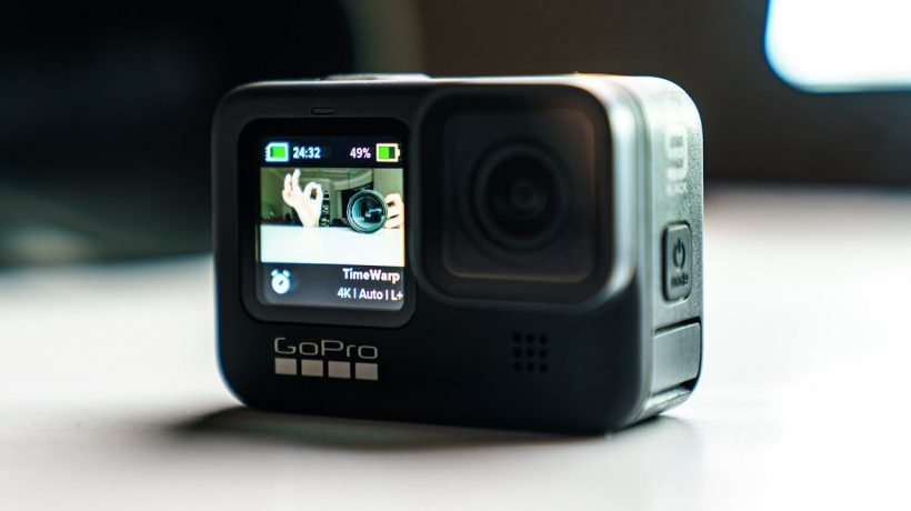 What is TimeWarp GoPro and how to use it?
