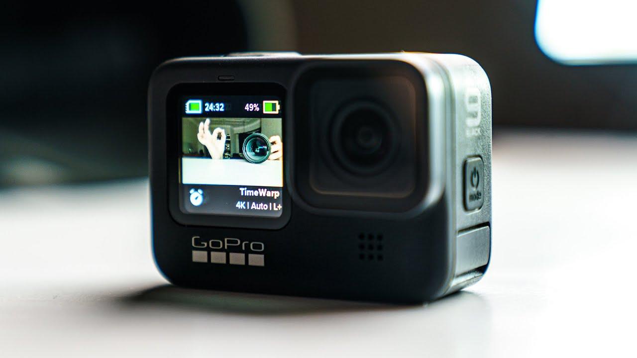 TimeWarp GoPro