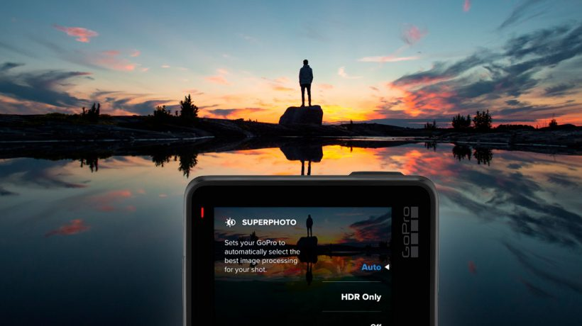 Gopro superfotos: How to use HDR mode
