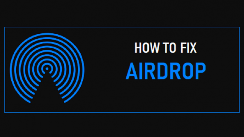 How to Fix AirDrop Not Working on Mac