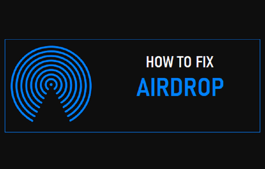 How to Fix AirDrop