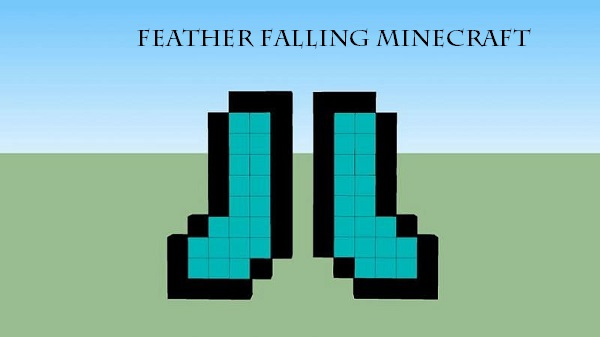 feather falling minecraft