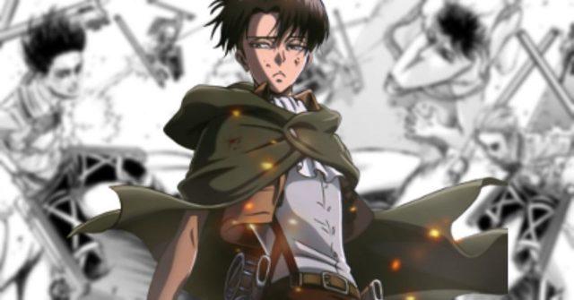 Attack on titan manga 135