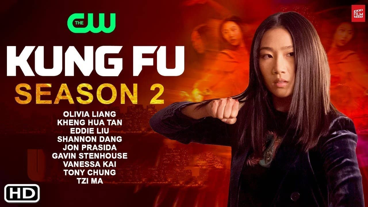 Kung fu season 2